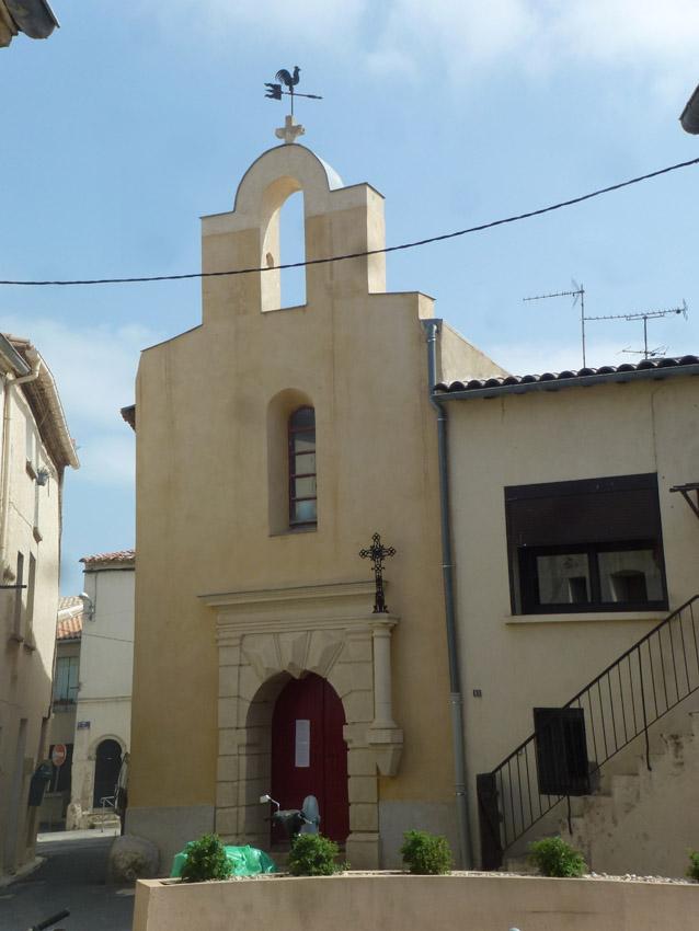 La chapelle - Le five porte de la chapelle ...